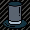 hat, magic, multimedia, music