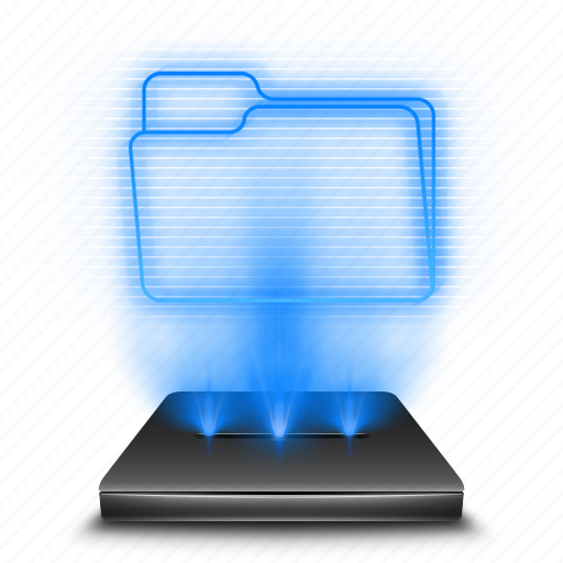 data, document, documents, file, folder, hologram, holographic icon
