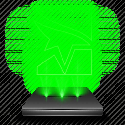 catalyst, edge, entertainment, game, hologram, mirrors icon