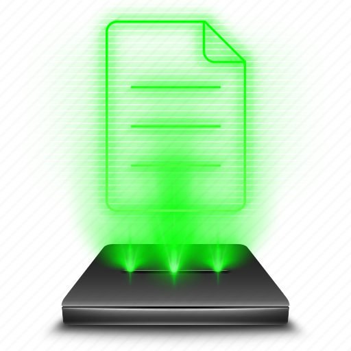 data, file, format, hologram, note, notes, text icon