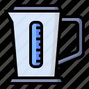 appliance, kettle, teakettle, teapot icon