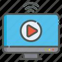 smart, tv, television, monitor
