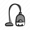 appliance, cleaner, cleaning, hoover, housekeeping, vacuum icon
