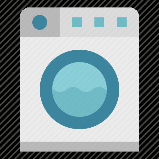 clothes, house, laundry, machine, wash, washing icon