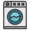 laundry, house, machine, wash, washing, clothes icon