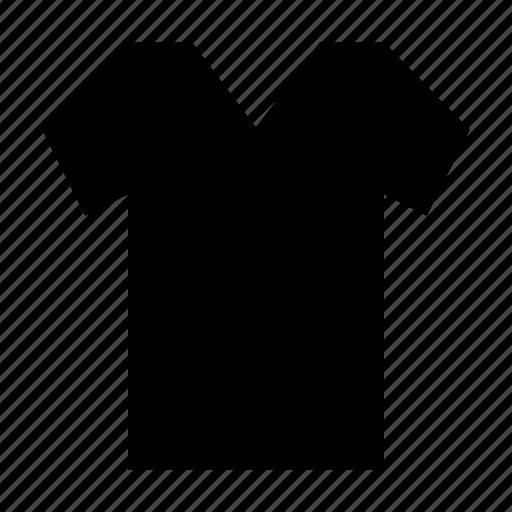shirt, summer clothes, summer clothing, tee shirt, v neck icon