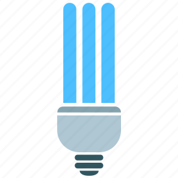 appliance, bulb, cfl, electrical, lamp, light icon