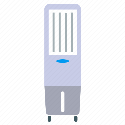 air, appliance, cool, cooler, electrical, mini, room icon