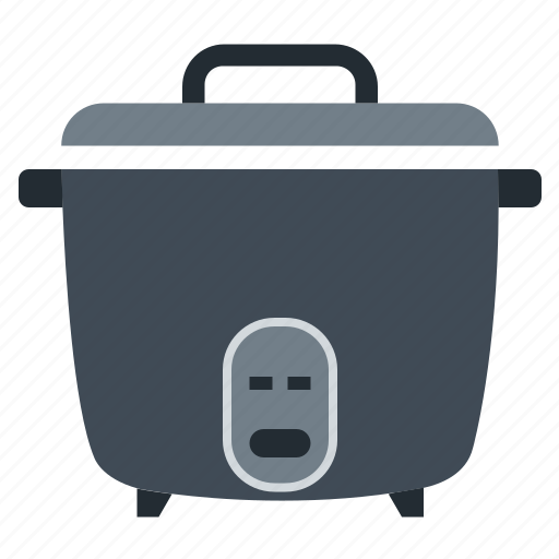 appliance, cook, cooker, electrical, kitchen, rice icon