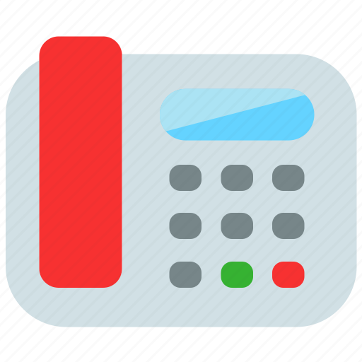 appliance, call, electrical, landline, phone, telephone icon