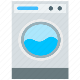 appliance, cloth, electrical, machine, wash, washing icon