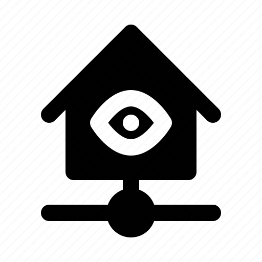 big, devices, home, kit, smarthome, technology, video icon