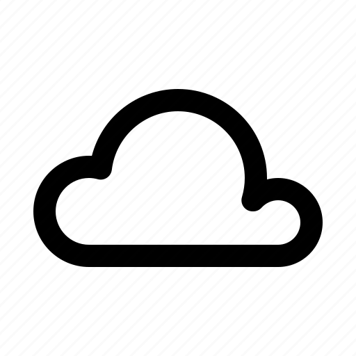 automation, big, cloud, devices, equipment, server, technology icon