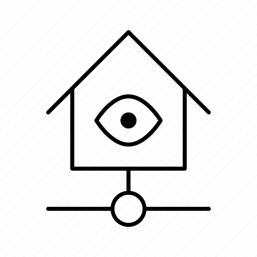 devices, home, kit, smarthome, technology, video icon