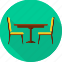 dining, eating, hotel, kitchen, restaurant icon