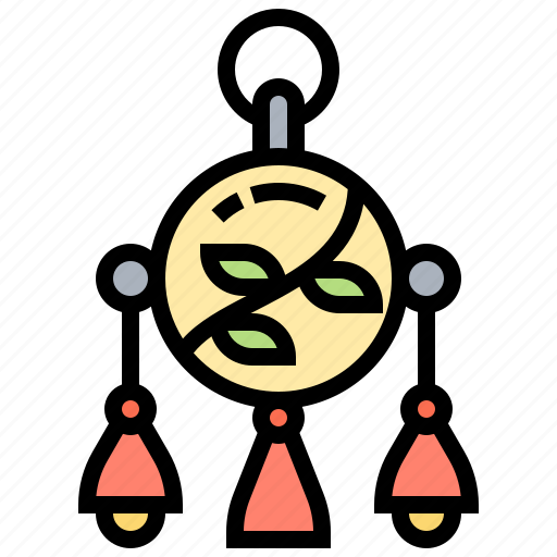 baby, decoration, hanging, mobile, toy icon