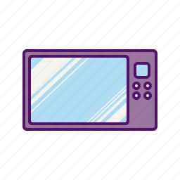 cooking, kitchen, microwave, oven, oven icon icon