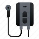 electronic, heater, water icon
