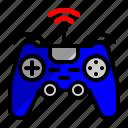 joystick, game, controller, console
