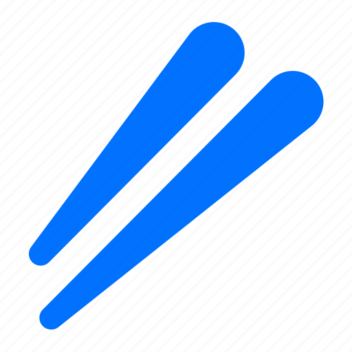 chopsticks, dining, eat, tool icon