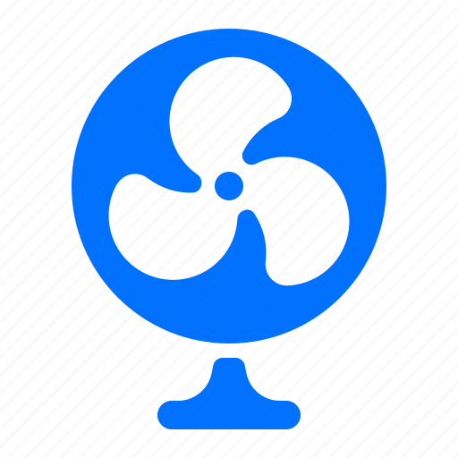 appliance, cooling, equipment, fan icon