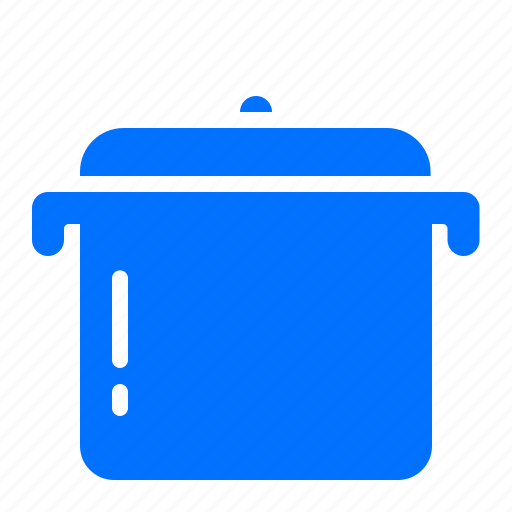 cooking, kitchen, pot, tool icon
