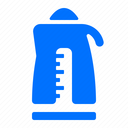 boiler, kettle, tea, water icon