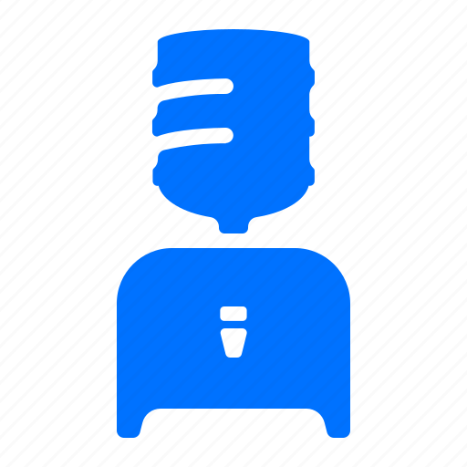 beverage, cooler, drink, water icon