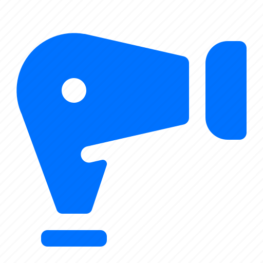 Dryer, hair, hairdresser, tool icon - Download on Iconfinder