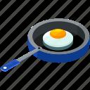 egg, essentials, home, kitchen, pan, tool
