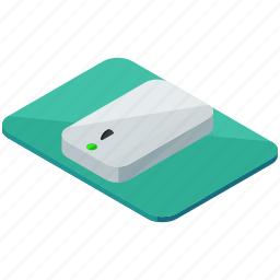 computer, device, electronics, essentials, home, mouse, pc icon
