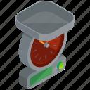 appliance, essentials, home, kitchen, scale, weigh icon