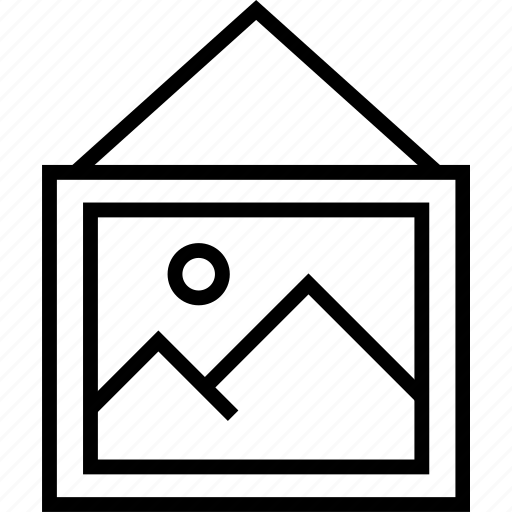 furniture, interior, office, picture, utility, working icon