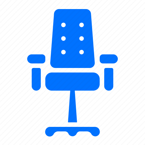 Chair, furniture, home, office icon - Download on Iconfinder