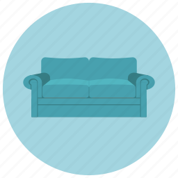 chair, couch, furniture, home, loveseat, seat icon