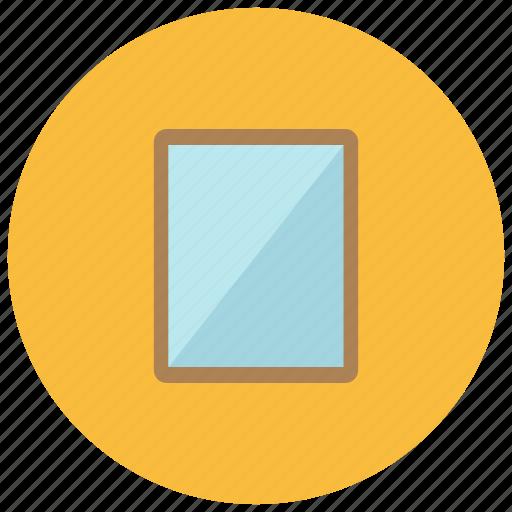 furniture, home, interior, mirror, reflection icon