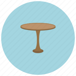 dining, furniture, home, table icon