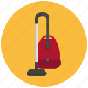 cleaner, cleaning, floor, home, housekeeping, sweep, vacuum icon