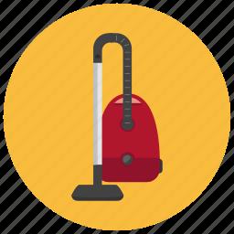 cleaner, cleaning, floor, home, housekeeping, sweep, vacuum icon