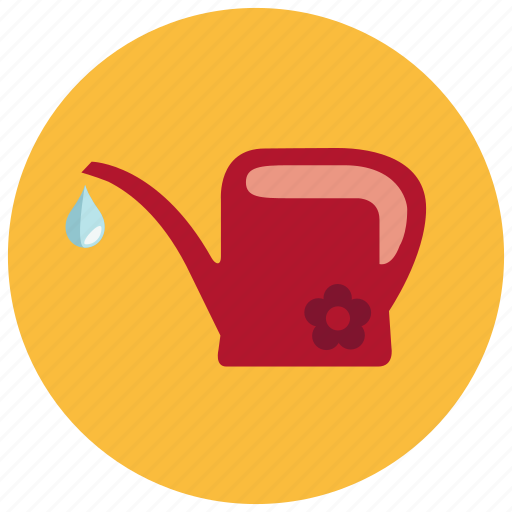 flowers, gardening, home, plants, watering icon
