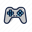 console, game, joy stick icon