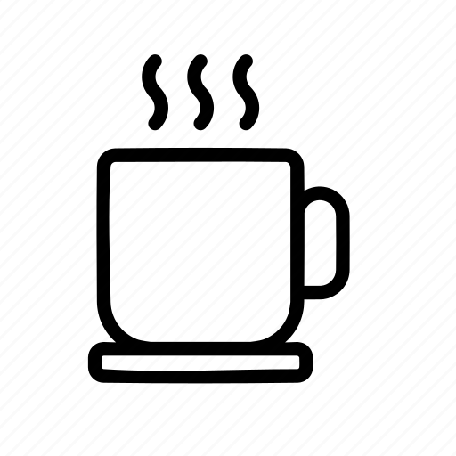 coffee, cup, hot drink icon