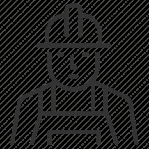 construction, home, mason, mechanic, renovation, technician, worker icon