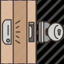 door, sensor, entrance, detection, security
