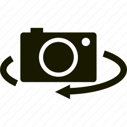 camera, photograph, photography, record icon