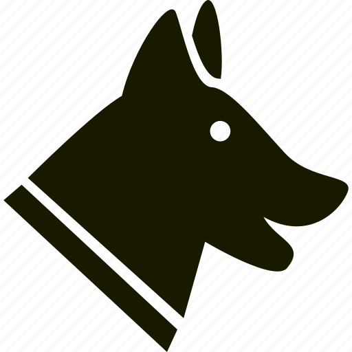 animal, dog, guard dog, pet icon