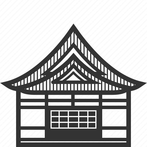 apartment, building, buildings, home, house, japan, japanese icon