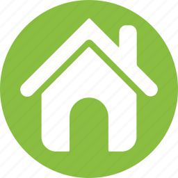 building, construction, environment, estate, green, home, house icon