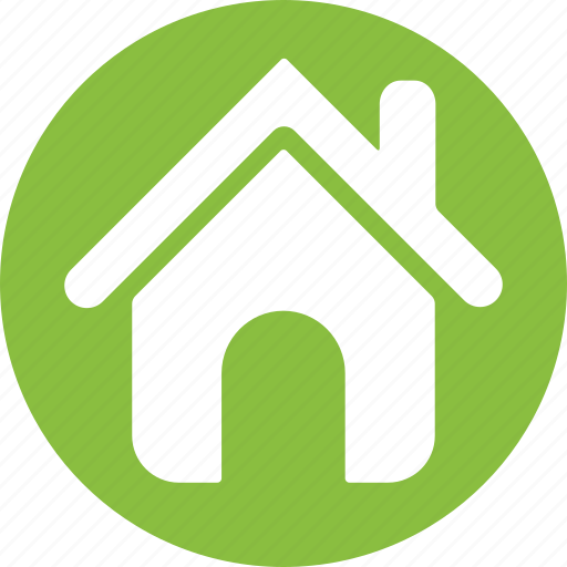 building, construction, environment, estate, green, home, house icon