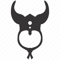 antlers, decoration, design, halloween, horns, party, viking icon